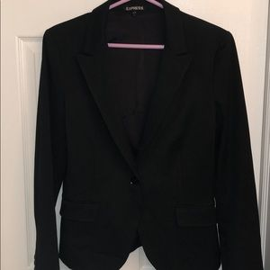 Black Express Blazer - size 10! Great condition!